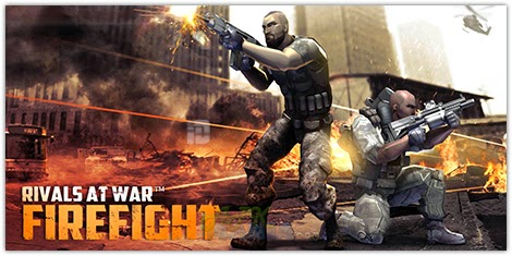 Rivals at War Firefight v1.3.2 Apk Full İndir
