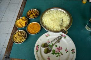 Что мы ели на Шри-Ланке. Часть 1.