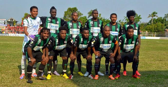 Persiwa Wamena Siap Tampil di Semi Final Divisi Utama