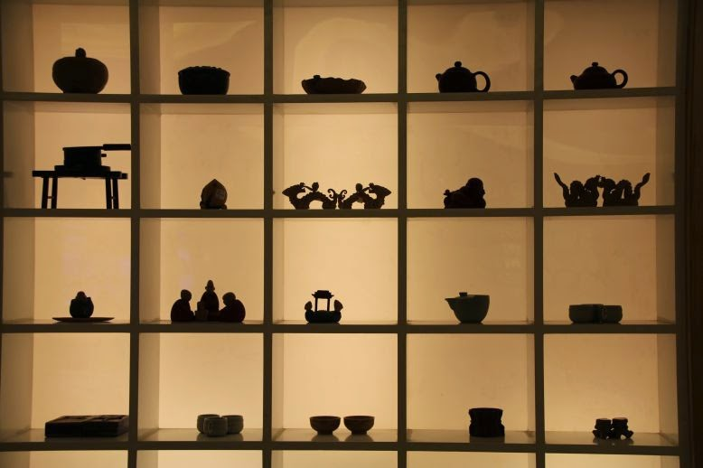 Teekunst im Emerail-Shop
