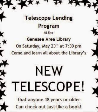 5-23 Telescope Lending Program