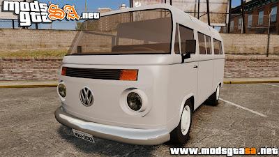 IV - Volkswagen Kombi 1999