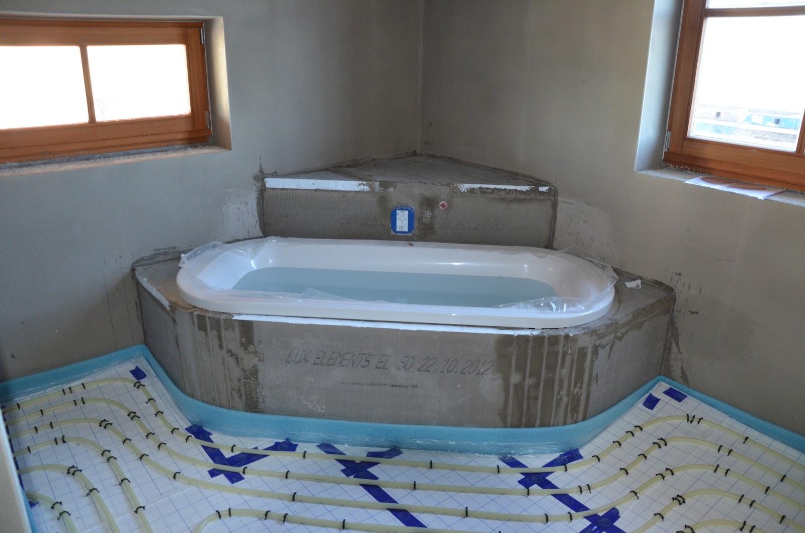 Dusche Decke Verputzen Werners Hausbau Blog