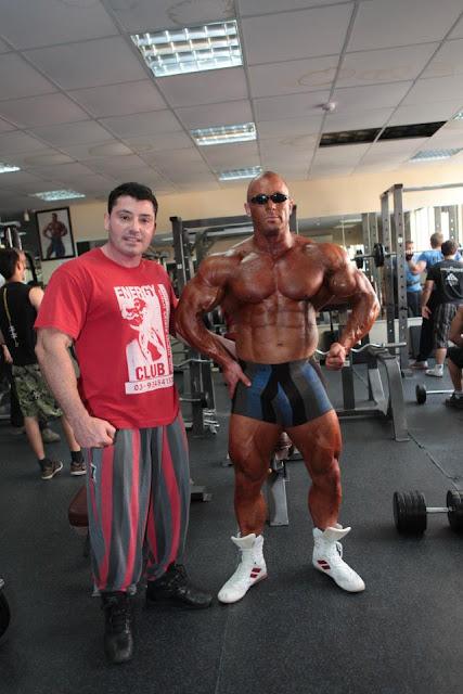 World Bodybuilders  Israeli Bodybuilder Alon Zukerman
