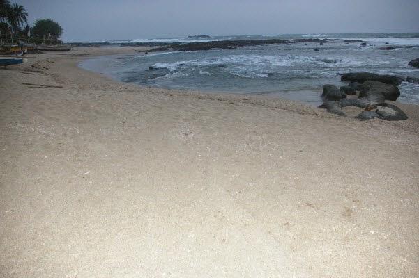 Galeri pemandangan pantai pasir putih nusantara