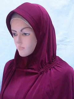 jilbab mamah dedeh polos