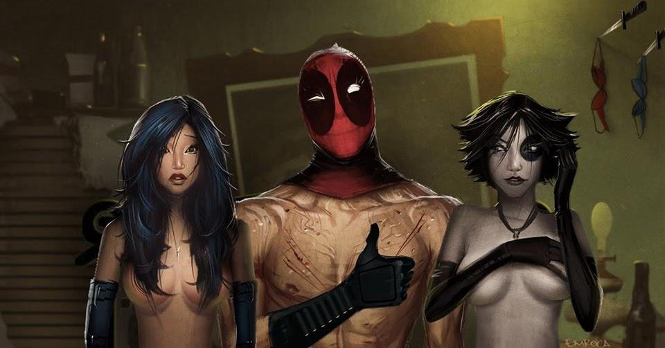 Deadpool game domino porn