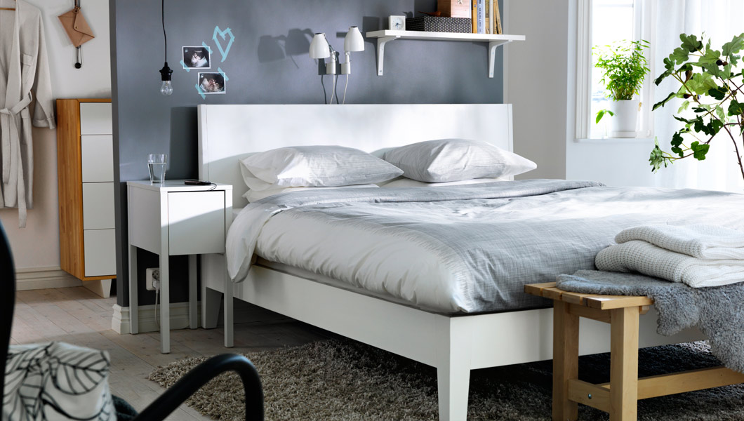 Hogar diez dormitorios ikea - Stanze da letto ikea ...