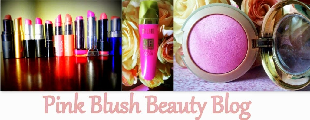 Pink Blush Beauty Blog