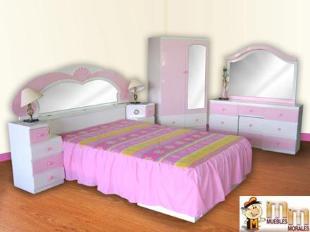 Muebles para dormitorio de ni a casa dise o for Muebles dormitorio nina