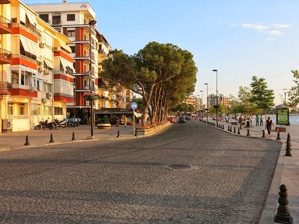 Canakkale Turkey  city images : Canakkale Turkey late afternoon