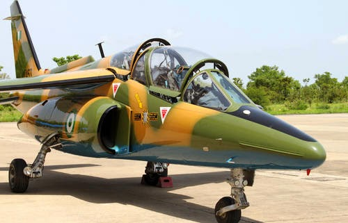 naf 466 nigerian airforce jet missing