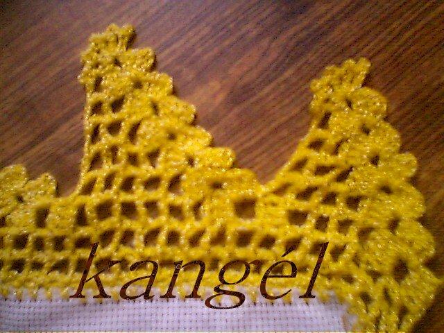 Kangél tejiendo con armonía : orillas o puntillas++