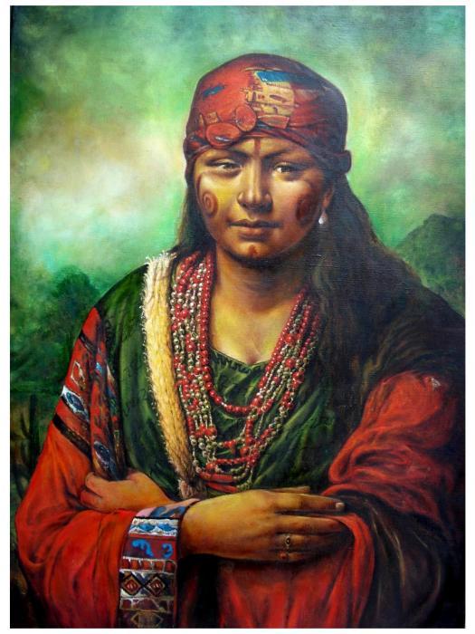 La Majayura, misteriosa princesa Wayúu