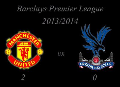 Man United vs Chelsea August 2013