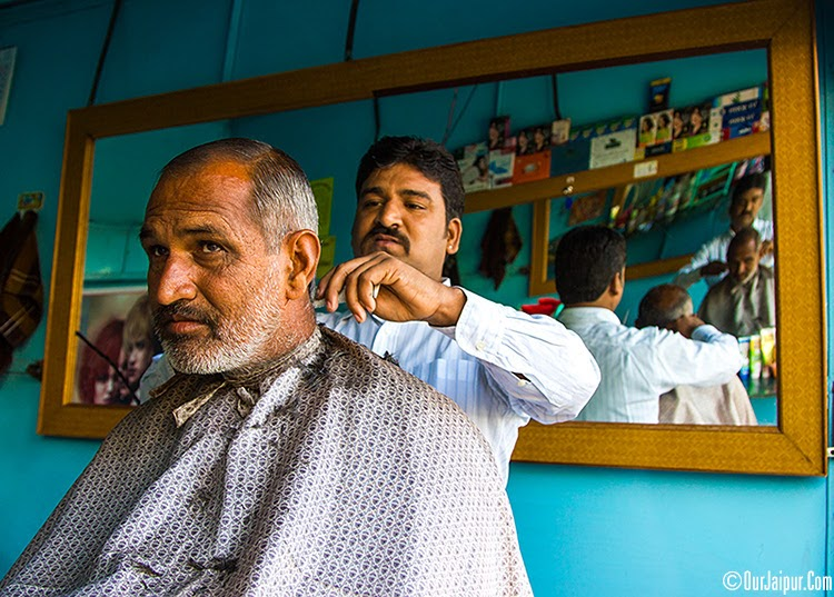 Barber Shop Jaipur