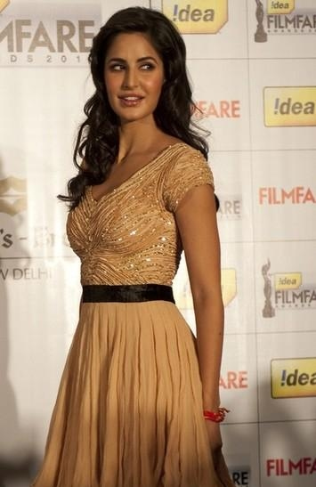 Katrina at 56 Idea Filmfare Awards 2010 press conference pics