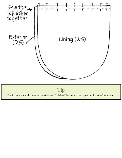 Mini Drawstring Pouch