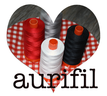 A serving of Aurifil