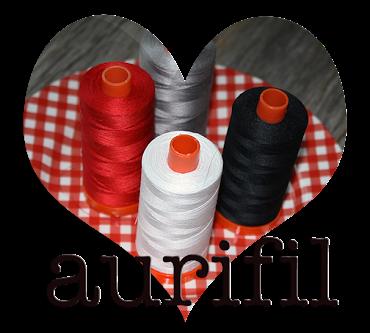 A serving of Aurifil