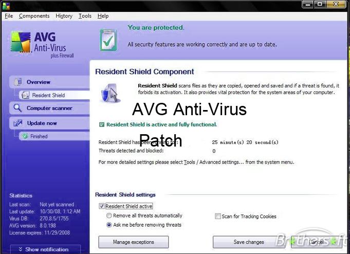 AVG Antivirus 2015 Patch License Key Portable Crack Free