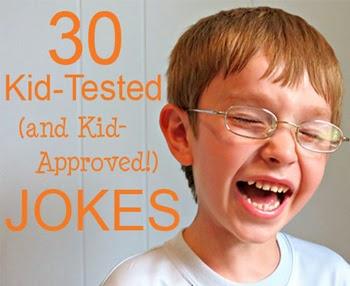 Jokes Your Kids Will Love