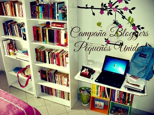 Campaña Pequeños Bloggeros Literarios
