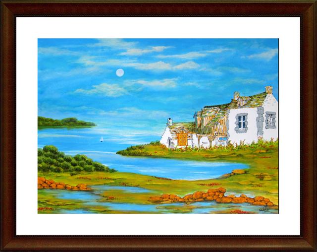 SANSO: Breton Houses