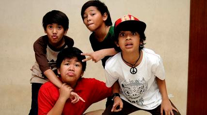 "Foto+Coboy+Junior Foto Foto Boy Band Coboy Junior ""CJR"" Terbaru"