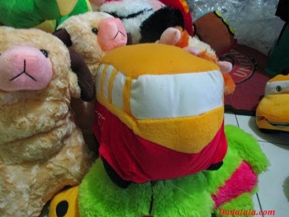 Boneka Bus Harga Murah