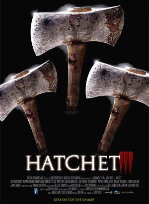 Hatchet III (2013) DVDRip Subtitulado