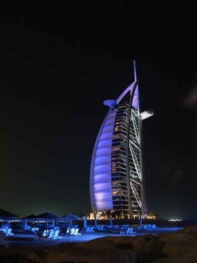 Burj AL Arab: Incredible facts about the Burj Al Arab, Dubai - the ...