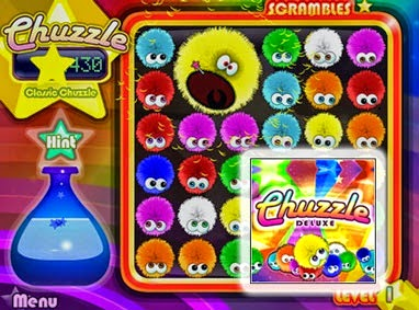 Chuzzle Deluxe Game For PC Free Full version