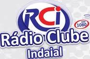 ouvir a Rádio Clube AM 1080,0 Indaial SC