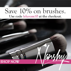 Nanshy Brushes 10% Off