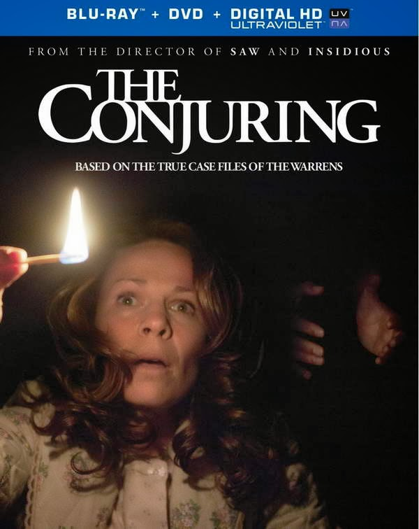 Cinema static the conjuring leads the new dvd bd releases this week