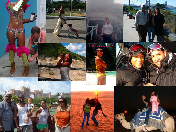 Black Women Inspiring You To Travel