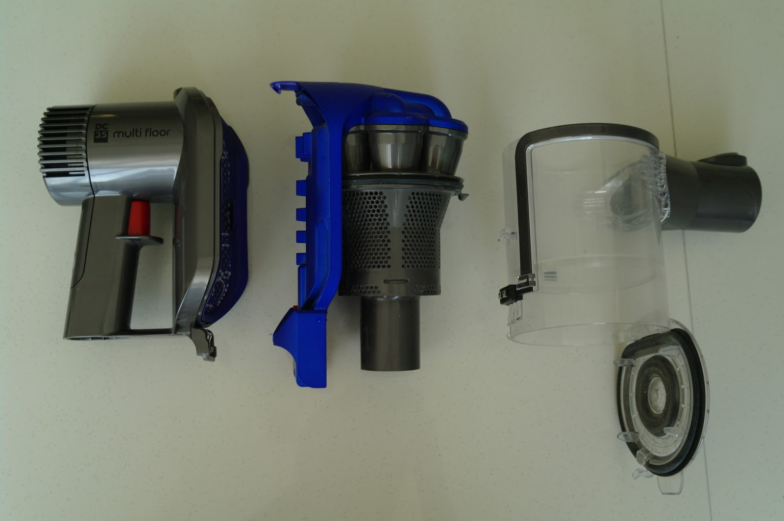 Dyson Dc35 Multi Floor Cleaner With Hard Floor Tool