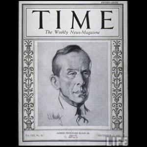 Sloan Revista Time