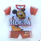 baju kartun micky mouse
