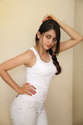 Sheena shahabadi Glam Pics in White Top-thumbnail-4