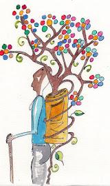 Ilustraciones para un loco de Juan Luis López Anaya