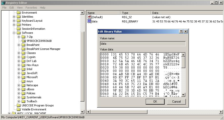 crack openssl encrypted file