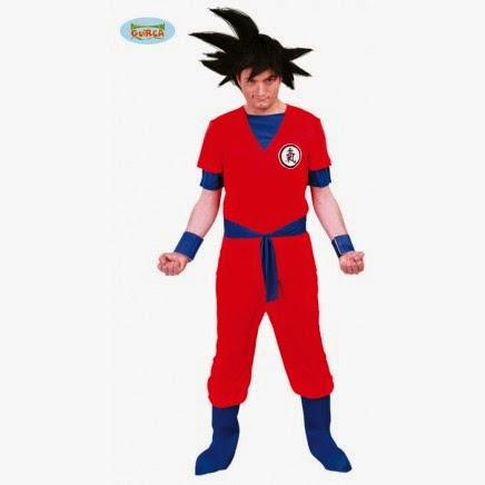 Disfraz de Goku | Disfraces Originales