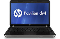 HP Pavilion dv4-4140us laptop