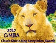 An Award-winning Classic Movie Blog