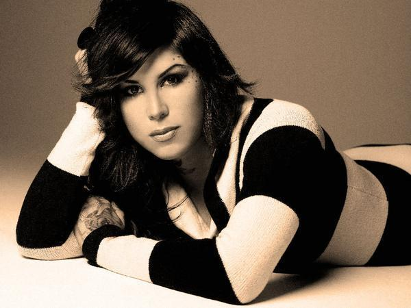 Kat Von D With Tattoos Hot and Amazing Pics 2012 Currentblips Snap