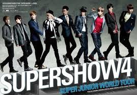 Video Konser Super Junior