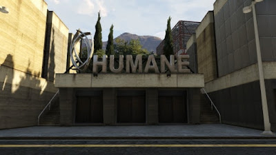 GTA V Humane labs