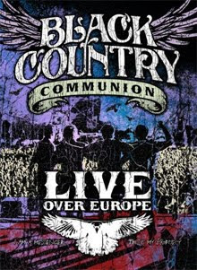 Black Country Comunión Live Over Europe